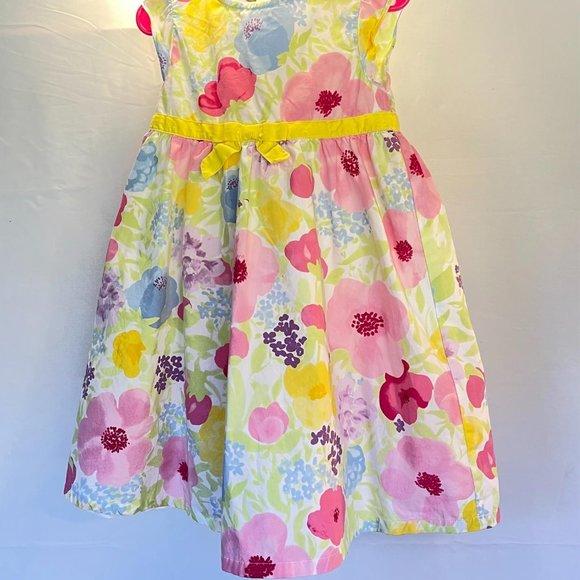 Gymboree size 4 Easter girl dress